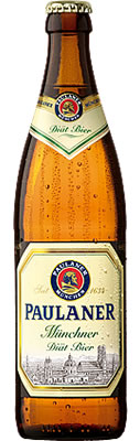 Biertests Rezensionen Und Informationen Zum Paulaner Munchner Diat Bier